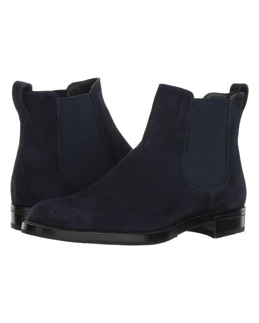Gravati - Blue Pull-on Boot (black) Women's Boots - Lyst