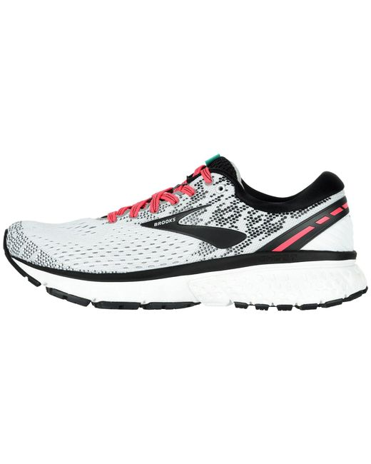 0a2a04f96eb37 ... Brooks - Pink Ghost 11 (ebony oyster wild Aster) Women s Running Shoes  ...