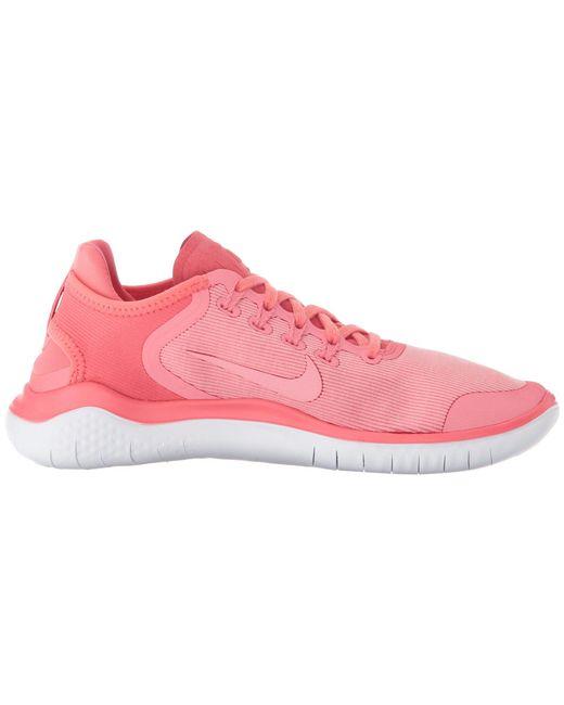 ... Nike - Pink Free Rn 2018 - Lyst ...