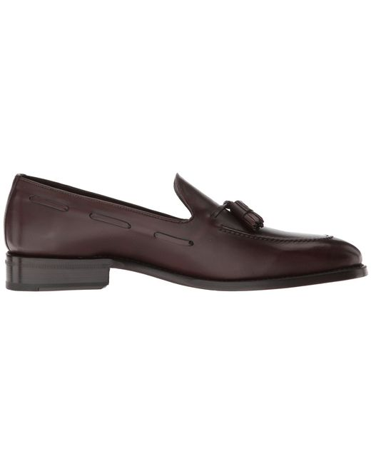 25effb83a78 ... Carlos By Carlos Santana - Brown California Tassel Loafers for Men -  Lyst ...