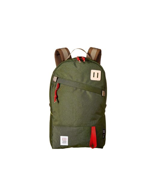 Topo Designs - Green Daypack (clay) Backpack Bags for Men - Lyst