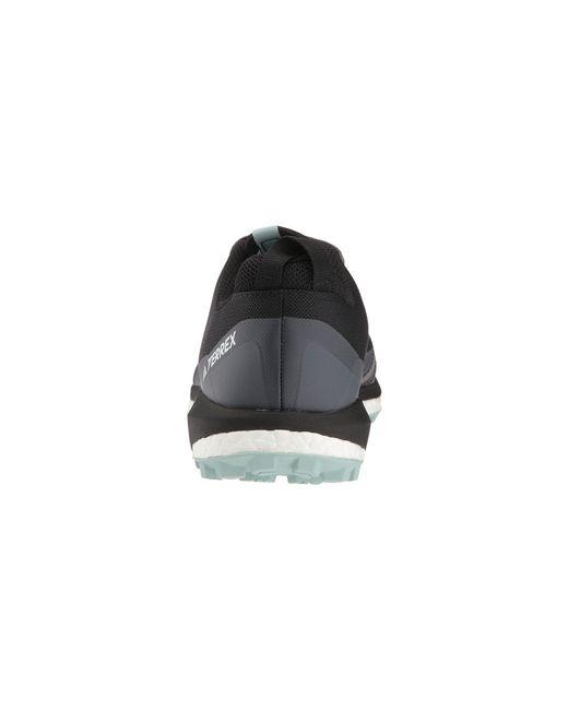 sports shoes 3e445 969d3 ... Adidas Originals - Terrex Agravic (blackgrey Threeash Green) Womens  Shoes ...