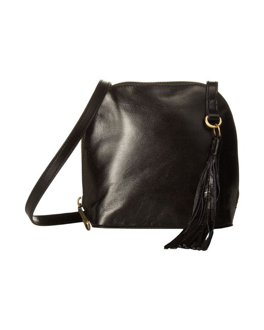 Hobo - Black Nash (graphite) Cross Body Handbags - Lyst