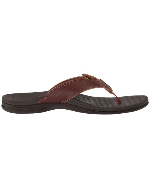 499ecbfbd0bf ... Lyst New Balance - Brown Voyager Thong (whisky) Women s Sandals for Men  ...