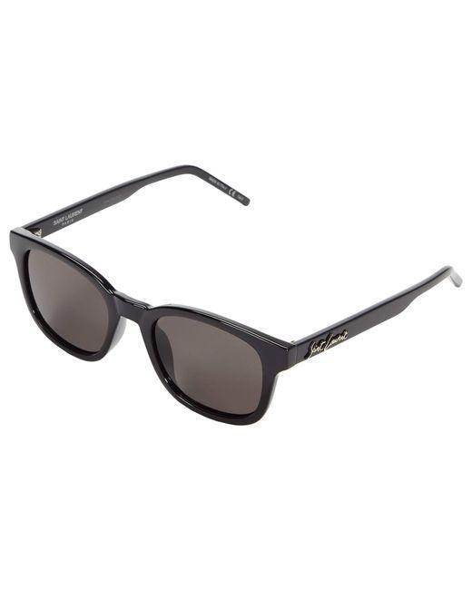 Saint Laurent Black Sl 406 Fashion Sunglasses for men