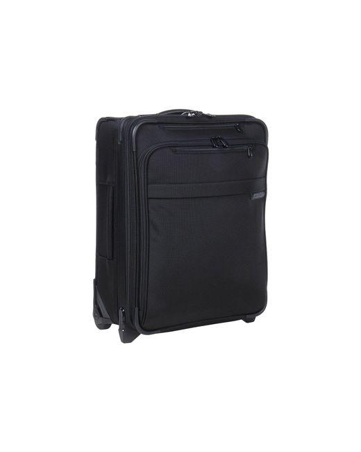 Briggs & Riley   Black Baseline International Carry-on Wide Body Upright   Lyst