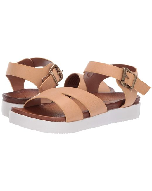 52b9eaa30a8 Not Rated - Multicolor Carmel (pewter) Women s Sandals ...