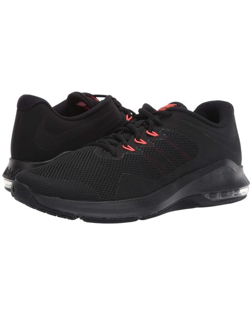 Nike - Air Max Alpha Trainer (black white) Men s Cross Training Shoes for  ... 772a2d848