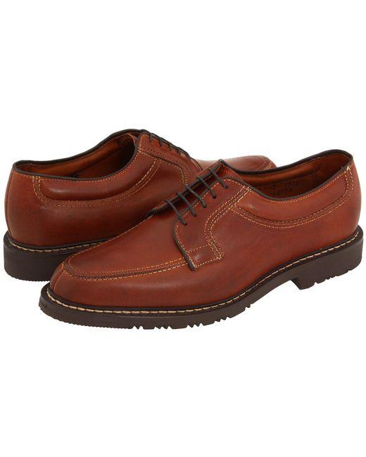 Allen Edmonds - Wilbert (brown) Men's Lace Up Casual Shoes for Men - Lyst