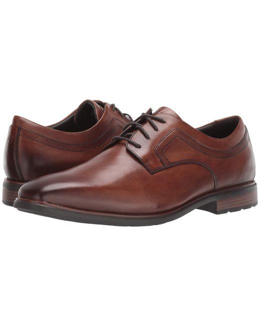 Rockport Brown Dressports Business 2 Plain Toe for men