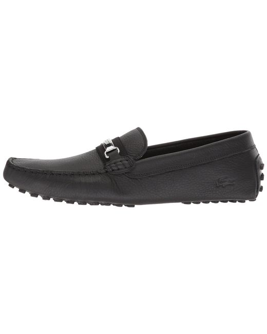 c3d84ec5ad239 ... Lacoste - Ansted 318 1 U (black black) Men s Shoes for Men ...
