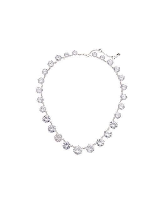 Betsey Johnson - Multicolor Blue By Cubic Zirconia Stone Collar Necklace With Pave Accented Star And Details - Lyst