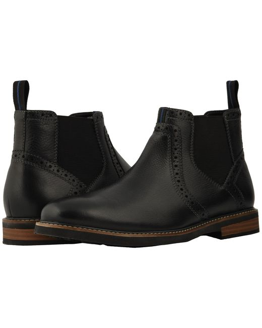 Nunn Bush Mens Otis Classic Chelsea Boot with Comfortable KORE Lightweight Walking Technology