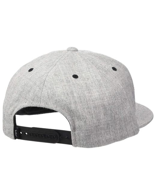 ... Supra - Gray Above Snapback Hat (green white) Baseball Caps for Men - 5371758d7bd2