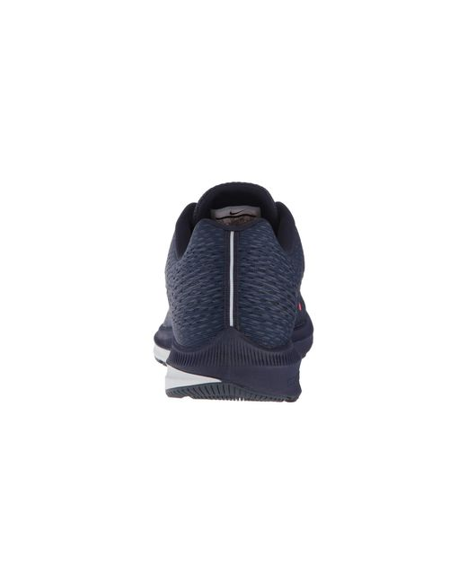 ffc7c98b2d4 Lyst - Nike Air Zoom Winflo 5 (cool Grey black wolf Grey pure ...