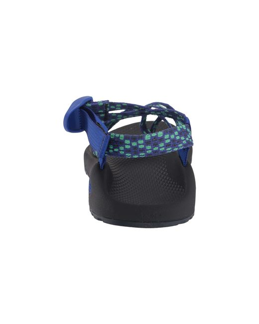 8a0d7e36cda6 Lyst - Chaco Zx 2(r) Classic (function Katydid) Women s Sandals in Blue