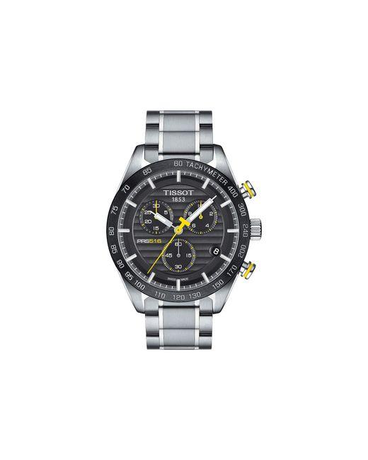 Tissot - Metallic Prs 516 Chronograph - T1004171105100 (silver/grey) Watches for Men - Lyst