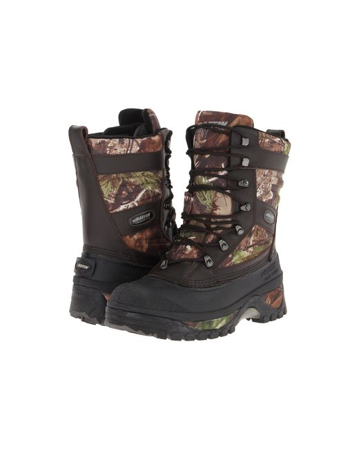 Baffin - Brown Crossfire (black) Men's Cold Weather Boots for Men - Lyst