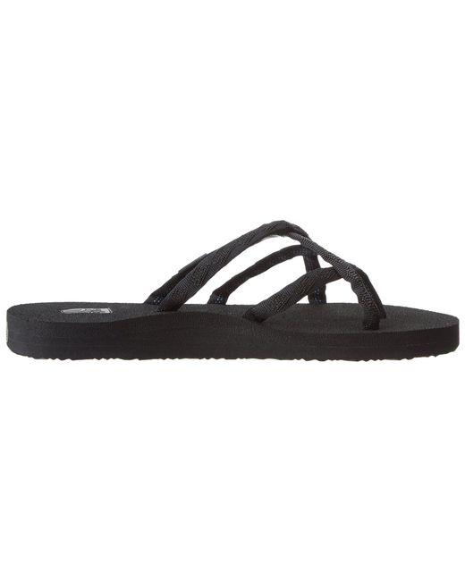 dbacbaa1e1c8a ... Teva - Natural Olowahu 2-pack (mbob waterfall Antique Gold) Women s  Sandals ...
