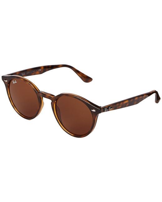 Ray-Ban - Brown Rb2180 49mm - Lyst