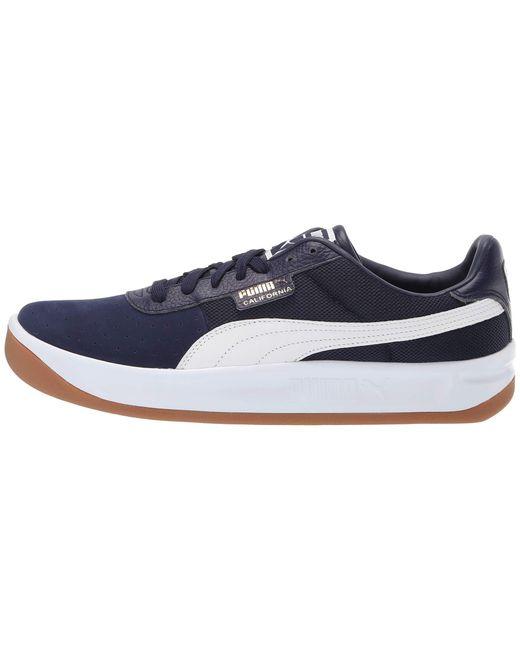 ... PUMA - California Casual ( White peacoat  White) Men s Shoes for Men ... 043e869ba