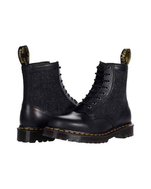 Dr. Martens Black 1460 Hs Shoes