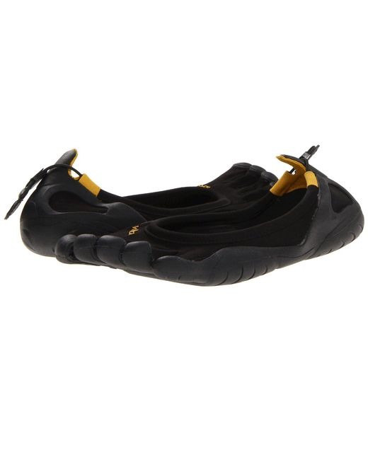 Vibram Fivefingers - Classic (black/black) Women's Lace Up Casual Shoes - Lyst