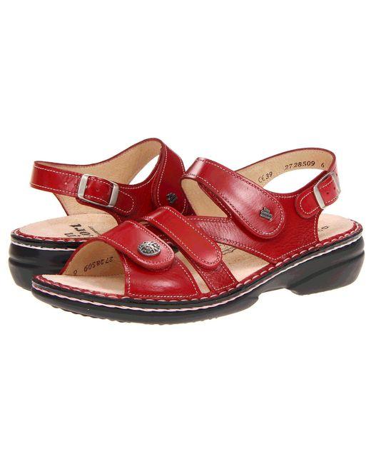 Finn Comfort Red Gomera - 82562