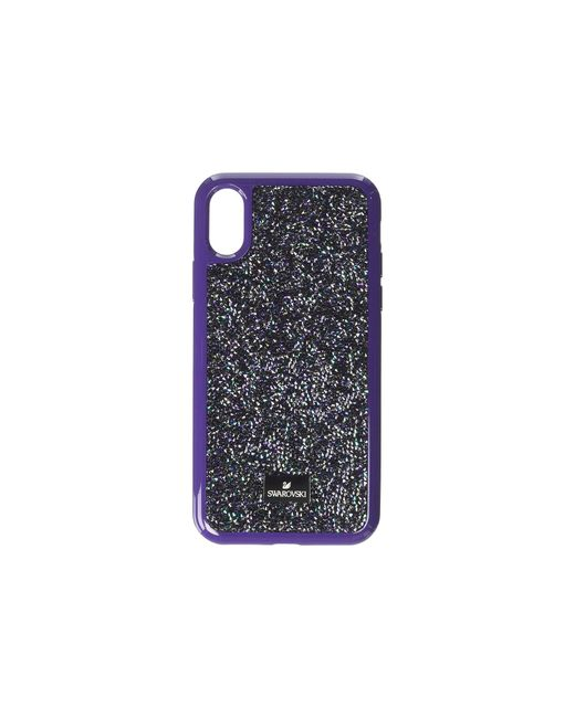 Swarovski Purple Glam Rock Smartphone Case With Bumper, Iphone(r) Xr