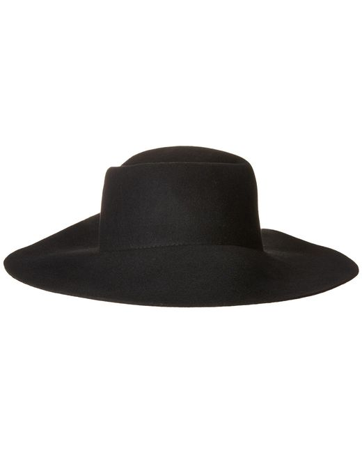 San Diego Hat Company - Wfh8057 Pleated Crown Floppy Hat (black) Caps - Lyst