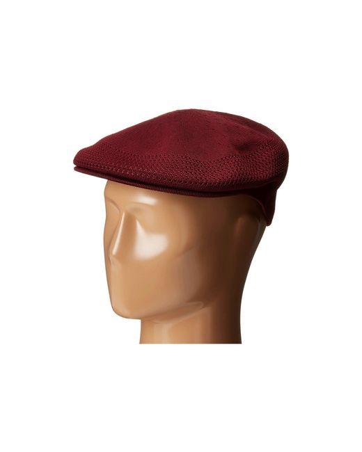 Kangol - Purple Ventair 504 Cap for Men - Lyst