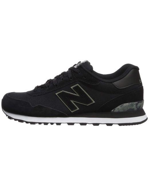 d207e22139032 ... New Balance - Black 515v1 (gunmetal/team Royal) Men's Shoes for Men ...