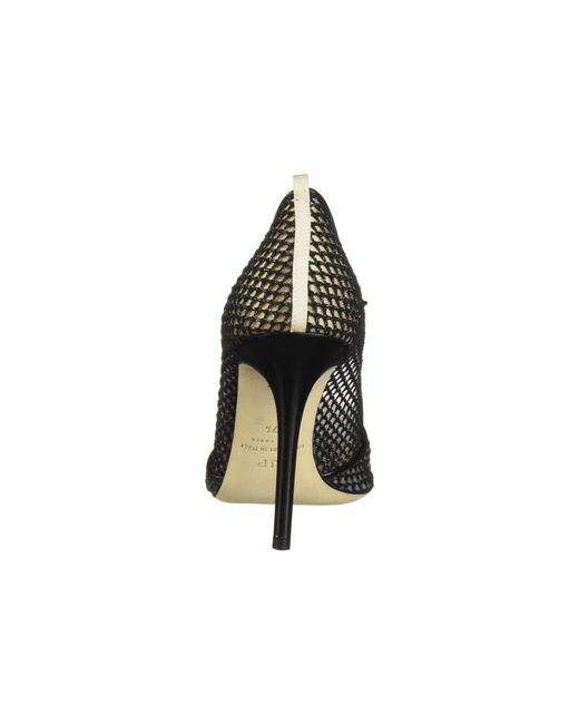 be6697148466 ... SJP by Sarah Jessica Parker - Windsor (black Habana Mesh) Women s Shoes  ...