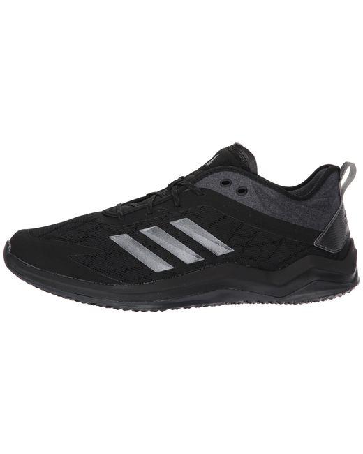 Lyst adidas velocità trainer 4 (marina / cristallo bianco / blu scuro) uomini