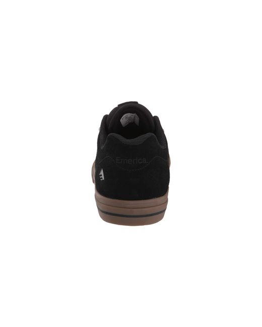 96a83d56e253 ... Emerica - Reynolds 3 G6 Vulc (black black) Men s Skate Shoes for Men ...