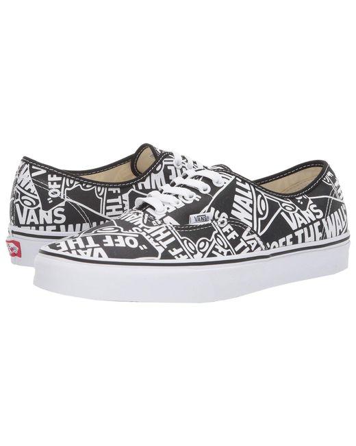 698b4f5e574 Vans - Authentictm ((pig Suede) Darkest Spruce true White) Skate Shoes ...