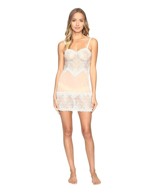 Black Midnight Fantasy PJs & Naturally Nude Chemise in