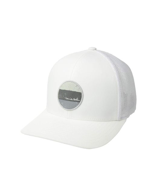 Lyst - Travis Mathew Grillin Hat (white) Caps in White for Men 839bed441353