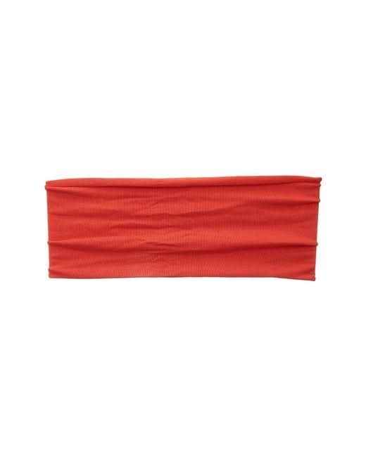 Prana - Red Womens Organic Headband (dark Plum) Headband - Lyst