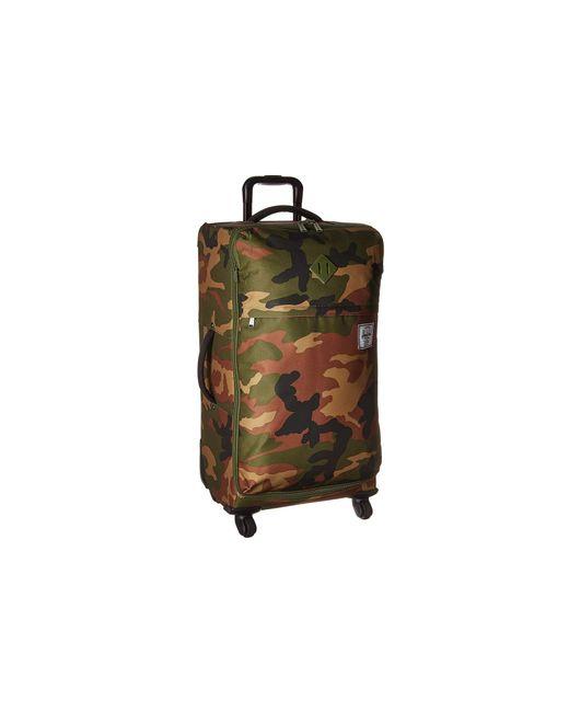 Herschel Supply Co. - Green Highland Medium (frog Camo) Luggage for Men ... 0271a9355c4d3