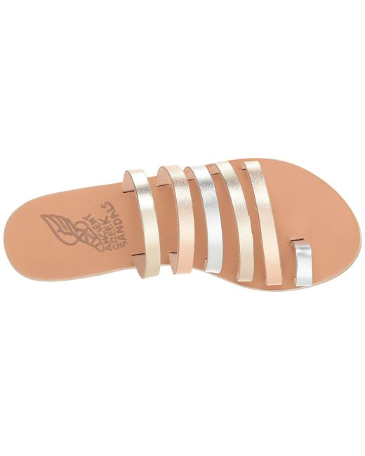 Ancient Greek Sandals Multicolor Niki