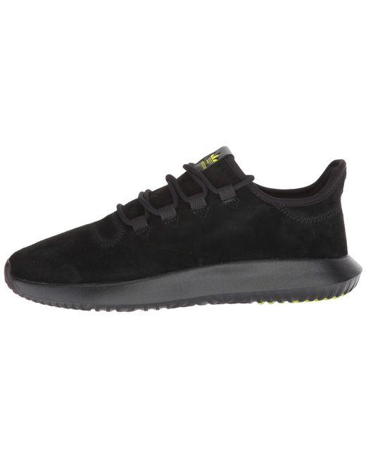 best website cb826 15456 ... Adidas Originals - Tubular Shadow W (blacksemi Solar Yellowscarlet)  Womens ...