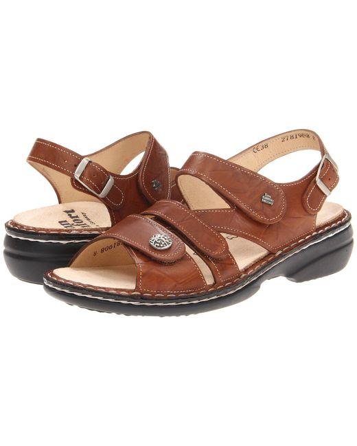 Finn Comfort Brown Gomera - 82562