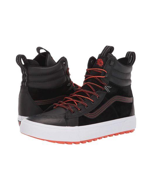 Vans Black Sk8-hi Boot Mte 2.0 Dx for men