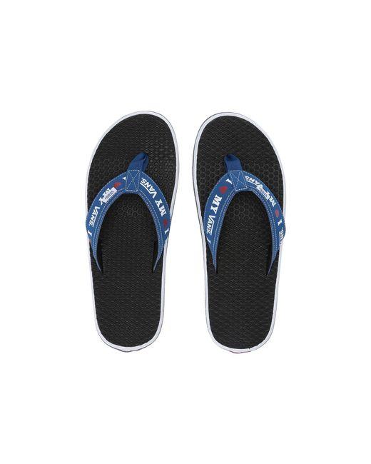edaace8efefc6f Lyst - Vans La Costa Lite ((checkerboard) Black white) Men s Sandals ...