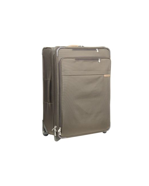 Briggs & Riley - Green Baseline - Large Expandable Upright - Lyst