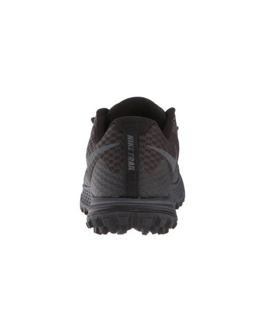 fff12e769c4a ... Nike - Air Zoom Wildhorse 4 (black anthracite anthracite) Women s  Running Shoes ...
