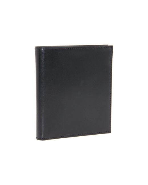 Bosca - Old Leather Collection - 12-pocket Credit Wallet (black Leather) Bi-fold Wallet for Men - Lyst