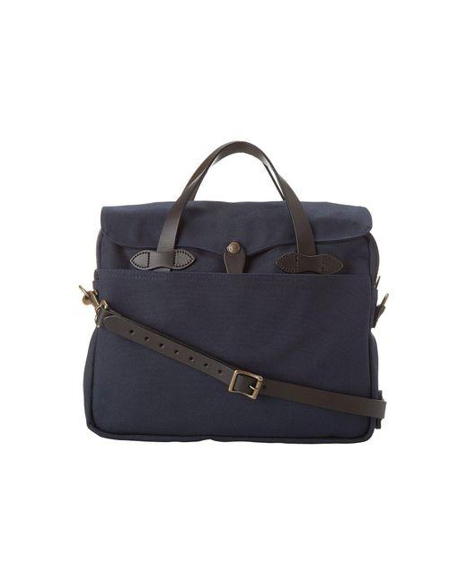 Filson - Blue Original Briefcase (navy) Briefcase Bags - Lyst