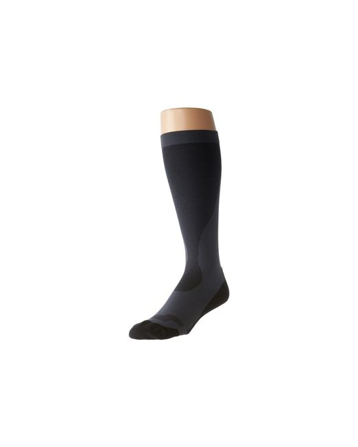 2xu | Black Compression Performance Run Sock for Men | Lyst